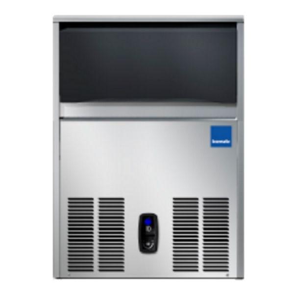 ICEMATIC CS40 - 40Kg - Παγομηχανές με αποθήκη - Παγάκι Συμπαγές - Με Σύστημα Ψεκασμού