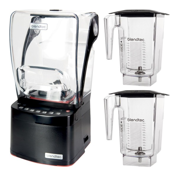 Blendtec Blender - Stealth 885® με 2 κανάτες WS+ (WildSide)